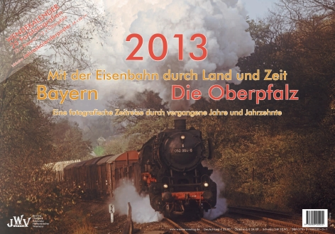 Cover Oberpfalz 2013