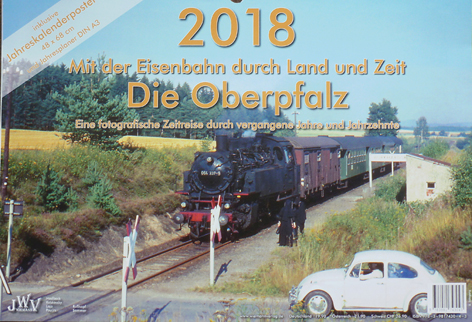 Cover Oberpfalz 2018